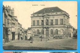 OV1.1087, Théâtre, Animée Circulée Date Illisible - Mamers