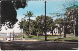 Africa-Camerun--Douala--Vue Sur Le Port--Pour, France - Camerún