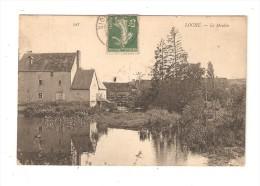 CPA : 28 - Loché : Le Moulin - France