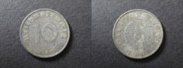 1942 D - 10 REICHSPFENNIG  ALLEMAGNE - GERMANY - DEUTSCHLAND