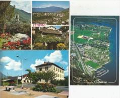 TENERO TI Caravan Camping Centro Sportivo 7 Karten - TI Tessin