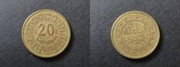 1997 - 20 MILLIM TUNISIE - TUNISIA - Tunisia