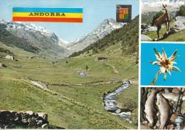 ANDORRE : Vall Do Incles - Andorre