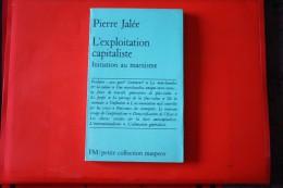 Livre Poche L'exploitation Capitaliste - Politique