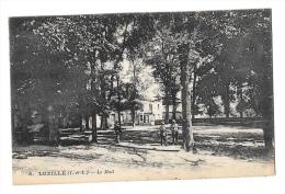 (3287-37) Luzillé - Le Mail - France