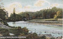 Irlanda--Meeting Of Waters--1913---Vale Of Ovoca,Co.Wicklow--Fechador--Paington--a, Francia - Wicklow