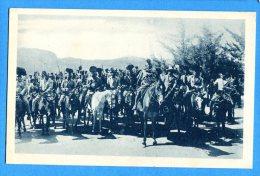 FR452, Missions Des Oblats De Marie Immaculée, Basutos, Lesotho, Armée, Cavaliers, Cheval, Pferd , Horse, Non Circulée - Missions