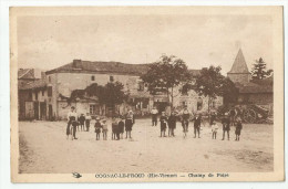 CPA HAUTE-VIENNE  - 87 - Cognac Le Froid - France
