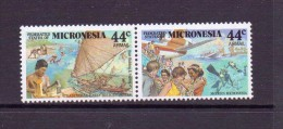 MICRONESIE 1988 TOURISME  YVERT N° NEUF MNH** - Micronésie