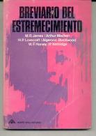 """""""BREVIARIO DEL ESTREMECIMIENTO"""" DE M.R JAMES Y OTROS. RELATOS. FANTASMAS. MONSTRUOS. DEMONIOS.GECKO. - Horreur"""