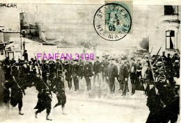MILITARIA - GRANDES MANOEUVRES DE L' EST EN 1905 - - Guerres - Autres