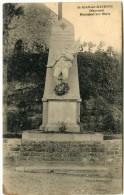 CPA 53 ST JEAN SUR MAYENNE MONUMENT AUX MORTS - Other Municipalities