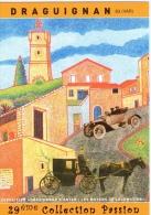 SALON DE LA CARTE POSTALE  DE DRAGUIGNAN  ILLUSTRATION ANDRE ROUSSEY - Collector Fairs & Bourses