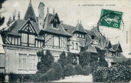 N°5565A -cpa Hermanville  -la Brèche- - Frankreich