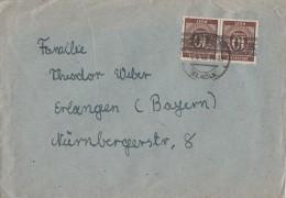 Bizone Brief Mef Minr.2x 54I Ansehen !!!!!!!!!!!!!!!! - Bizone