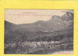 CPA -  Les Pyrénées - (1ere Série) - 507. EUP  Près De St Béat - Vue Générale Et  Pic Du Gars - Frankreich