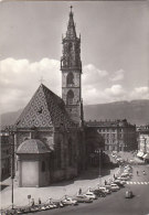 3926.   Bolzano - Il Duomo - Auto - Car - Voiture - Vespa - Lambretta - 1964 - Bolzano