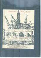 DINAMARCA H.B. Nº 10 (1998)  MICHEL - Ungebraucht