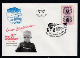 Österreich MiNr. 2220 . Ersttagsbrief / FDC  So-Stpl Salzburg ÖVEBRIA 97    (1) - FDC