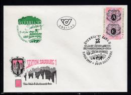 Österreich MiNr. 2220 . Ersttagsbrief / FDC  So-Stpl Salzburg ÖVEBRIA 97    (2) - FDC