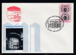 Österreich MiNr. 2220 . MESSEBELEG  So-Stpl Salzburg ÖVEBRIA 97    (2) - Sonstige
