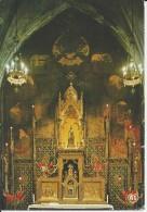 Rocamadour 2éme Site De France Intérieur De La Chapelle Notre-Dame Avec La Vierge Noire (1984) - Rocamadour