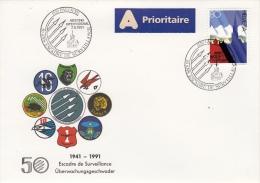 Aviation Militaire Suisse /  4 Lettres : Escadre Surveillance. : F/A-18; Clin D'ailes Payerne; Air04 Payerne - Airmail