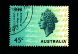 AUSTRALIA - 1996  QUEEN'S  BIRTHDAY   FINE USED - 1990-99 Elizabeth II