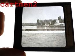 JOINVILLE-LE-PONT LE BARRAGE 94 PLAQUE DE VERRE PHOTOGRAPHIE CLICHE UNIQUE - Glasdias