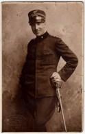 FOTOGRAFIA - MILITARI - Vedi Retro - Formato Cm. 13,5 X 8,5 Circa - Guerra, Militari