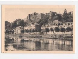 Bouillon - Le Chateau - Circulé 1958 - Bouillon