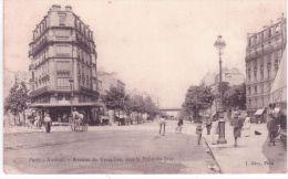 PARIS-Auteuil -avenue De Versailles, Vers Le Point Du Jour -ed. J Géry - Arrondissement: 16