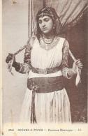 Algérie - Danseuse Mauresque - Carte LL N°6251