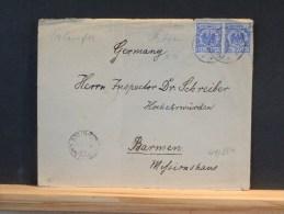 49/224  LETTRE  1893 - Deutschland