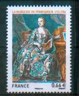 France 2014 - Madame De Pompadour, Favorite De Louis XV / Chief Mistress Of King Louis XV - MNH - Royalties, Royals