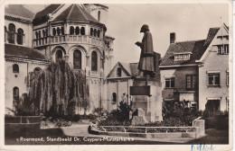 Holanda--Roermond--1955--Standbeeld Dr. Cuypers-Munsterker--Cachet--Belfort-am Castres, Francia - Roermond