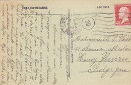 75 - Paris - Bois De Boulogne - La Roseraie (174) - Storia Postale