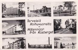 Finlandia--Terveisiä Roihuvuorelta--Hälsningar Fran Kasberget - Finlandia