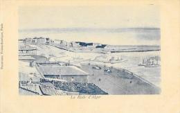 Alger - La Rade D'Alger - Panorama Transatlantique - Carte Précurseur Non Circulée - Algiers