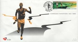 SOUTH AFRICA - FDC COMRADES MARATHON 1996 Mi #1004 - FDC