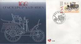 SOUTH AFRICA - FDC OLDTIMER 1997 Mi #1035 - FDC