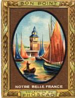"""""""bon Point"""" PHOSCAO, Notre Belle France, CONCARNEAU, Finistère N°45 -  (ap6) - Chocolate"""