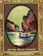 """bon Point"" PHOSCAO, Notre Belle France, GORGES DU TARN, N°41 -  (ap7) - Chocolate"
