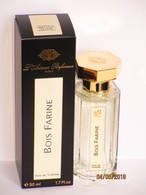 Flacon De Parfum BOIS FARINE    50 Ml  De   L'ARTISAN PARFUMEUR   EDT  NEUF - Parfum (neuf Sous Emballage)