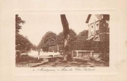 CPA Montgeron - Rue Du Clos Galant - Montgeron