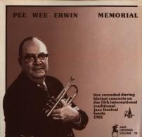 * LP *  PEE WEE ERWIN - MEMORIAL (Jazz Crooner Vol.16)(Dutch Only EX!!!) - Jazz