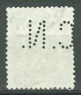 BELGIQUE 1935-37: COB 420, PERFIN, O - LIVRAISON GRATUITE A PARTIR DE 10 EUROS - 1934-51