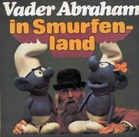 * LP *  VADER ABRAHAM - IN SMURFENLAND (Holland 1977 EX-!!!) - Kinderen