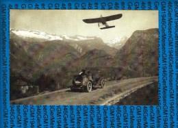 Switserland Postcard Mint Jorge Chavez - Bleriot XI 1913 - Aerei