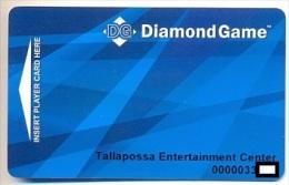 Tallapossa Entertainment Center, Montgomery, AL,  U.S.A., older used membership card, tallapossa-1